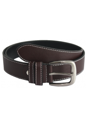 Casual Classic Faux Leather Belt