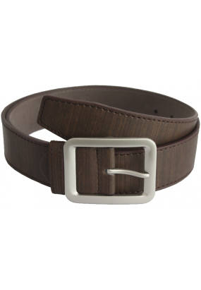 Casual Faux Leather Belt