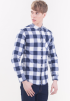 Classical Checks Long Sleeve Shirt-NBL