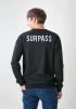 Surpass Limit Jumper - Black