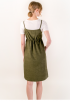 Cami Dress- Army green