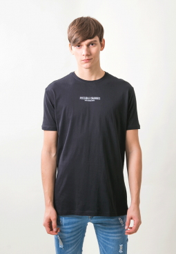 Possible Changes Tee- Black