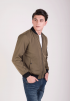 Light Weight Bomber Jacket-  Army