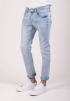 DRUM slim fit jeans- Light blue