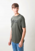 MIRACLE TEE- ARMY GREEN
