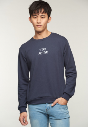STAY ACTIVE Jumper- Navy