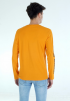 Stand Out Long Sleeve Tee- Yellow