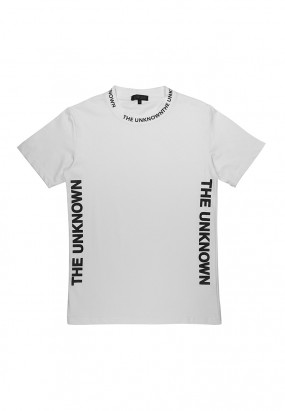 DRUM The Unknown Tee- White