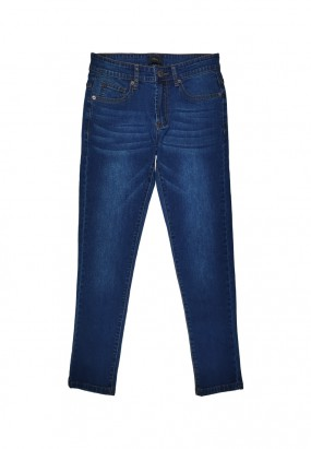 DRUM Classic Denim Jeans- Blue