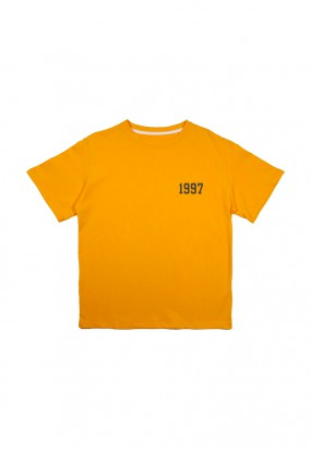 Oversized 1997 Arizona Tee- Yellow