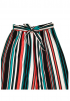 STRIPE CULOTTES- GREEN