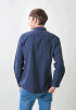 Slim Fit Shirt- Blue