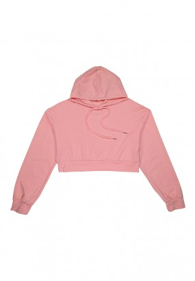 Comfy Colour Hoodie - PINK
