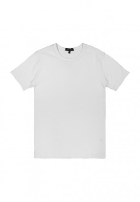 DRUM Basic Comfy Tee- White