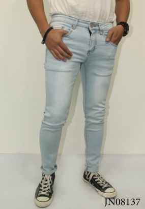 DRUM LIGHT BLUE JEANS