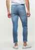 Denim Slim Fit Jeans- Blue